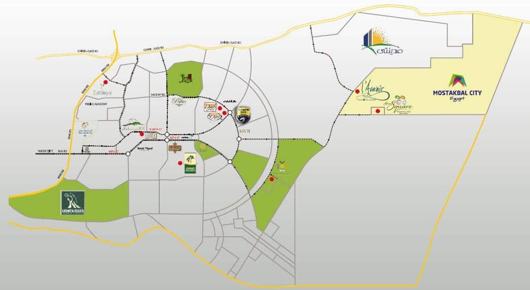 لافينير القاهرة الجديدة
