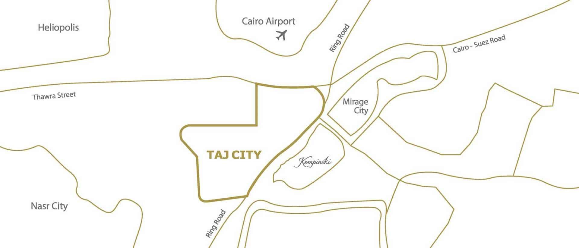 Taj City - تاج سيتي