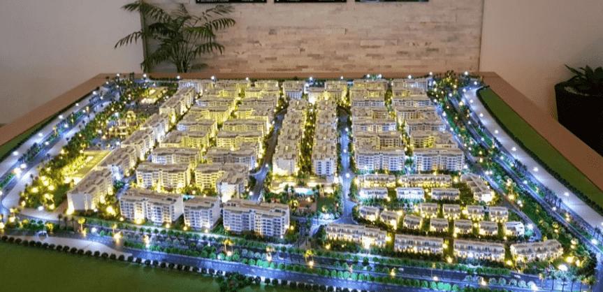 بيتا جرينز مدينة المستقبل
