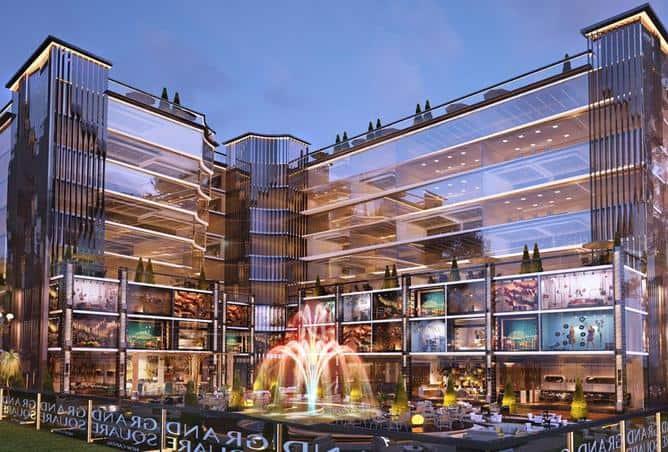 جراند سكوير مول Grand Square Mall | جميع المعلومات والاسعار وأنظمة السداد في المول