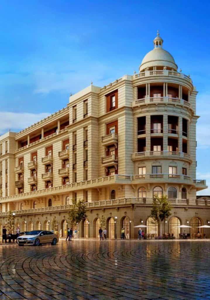 كمبوند باروك العاصمة الادارية الجديدة compound Baroque