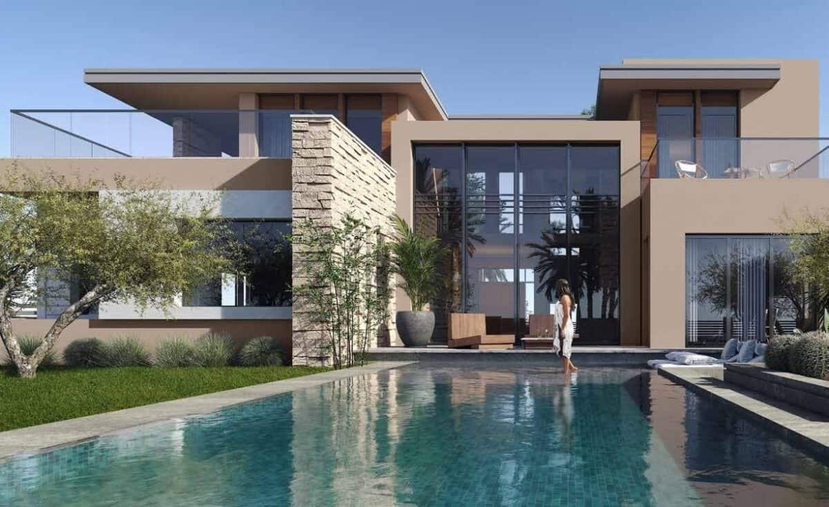 كمبوند ذا استيتس الشيخ زايد – the estate Zayed