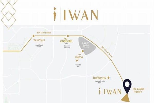 ايوان ايست - IWAN East New Cairo
