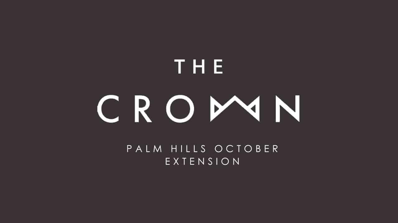كمبوند ذا كراون بالم هيلز The Crown Palm Hills