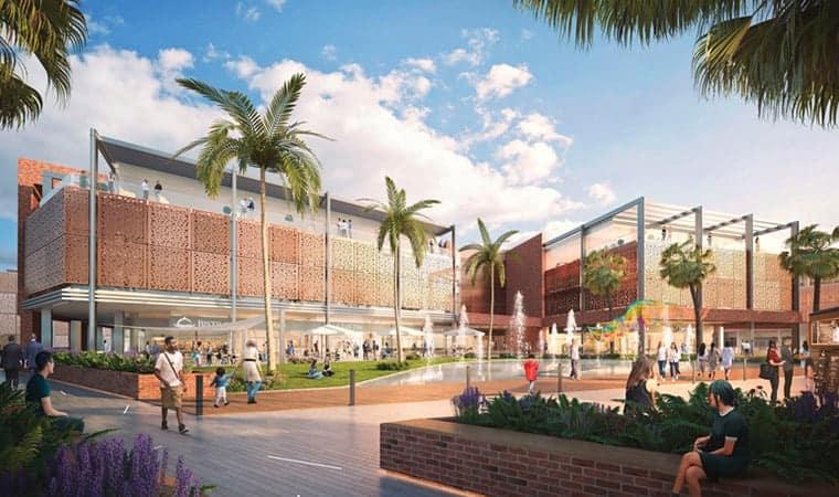 مشروع ثري سيكستي القاهرة الجديدة Three Sixty Business Park