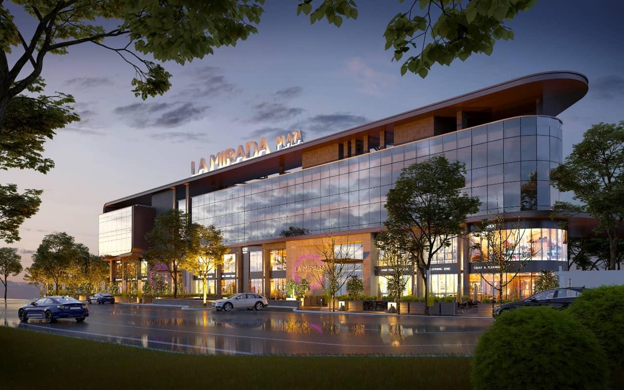 لاميرادا المستقبل La Mirada Mostakbal City